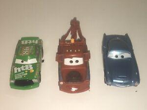 Carrera GO 1/43 Scale Disney/Pixar Cars Slot Cars
