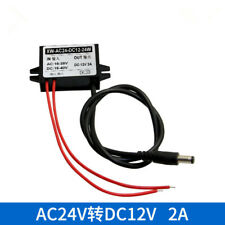 AC-DC 24V to 12V 2A 24W security monitoring power supply, power conversion