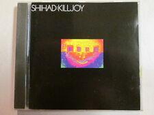 SHIHAD (AKA PACIFIER) KILLJOY 1995 USED CD ALTERNATIVE ROCK 9 TRACK CZECH IMPORT