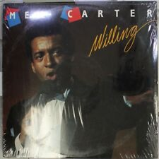Soul Sealed! Lp Mel Carter Willing On Onyx