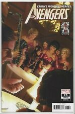 AVENGERS #23 (2018) MARVELS 25TH ANN. VARIANT ROSS ~ NM/M 9.8 : SEND IT TO CGC!