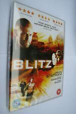 Blitz (DVD, 2011) Brand new sealed DVD