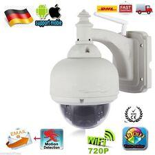 1.3MP /720P CCTV IP Dome Kamera Wlan Funk Überwachungskamera Outdoor Nachtsicht!