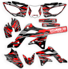 2012 KXF 450 GRAPHIC KIT KAWASAKI KX450F MOTOCROSS DIRT BIKE MXiSLAND DECALS