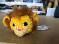Z Disney Store Mini Tsum Tsum Plush Soft Toy The Lion King Adult Simba Mufasa