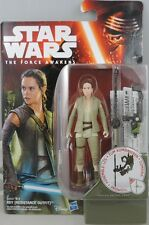 STAR WARS The Force Awakens REY `Resistance Outfit` 3 3/4 inch Ovp/ moc