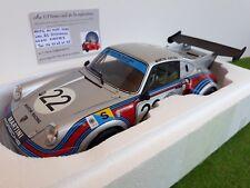 PORSCHE  911 CARRERA RSR TURBO 2.1 # 22 de 1974 LE MANS 1/18 AUTOart WAP02161117