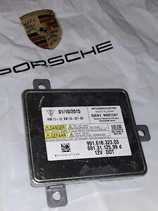 Porsche 911 991 GT3 Boxster Cayman Macan Xenon HID Headlight Ballast 99161832303
