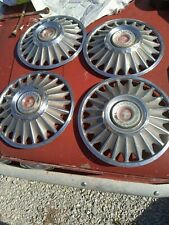 1967 Ford Mustang Hub Caps 14 Set Of 4 Selling 4 All Together 4