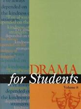 Drama for Students: Presenting Analysis, Context and Criticism on-ExLibrary