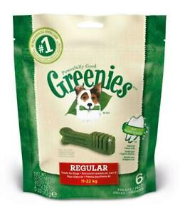 Greenies Dental Chews for Dogs Treats Natural Dental cleaning Large, Regular