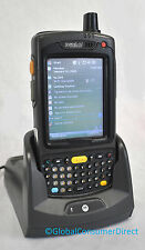 Motorola MC70 MC7004-PKCDJQHA80R 2D/1D PDA Barcode Scanner GSM ONLY +CRADLE