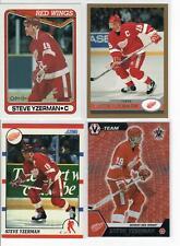 STEVE YZERMAN DETROIT RED WINGS 4 card lot