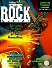 How to Play Rock Guitar: Lethal Licks & Lessons! : From the Guitar Player Chop S