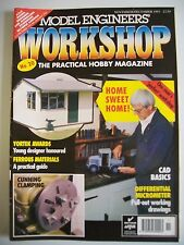 Model Engineers Workshop. The Practical Hobby Magazine. No. 20. Nov./Dec. 1993.