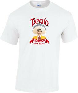 Tapatio Hot Sauce T Shirt Short Sleeve DryBlend Multipe Sizes