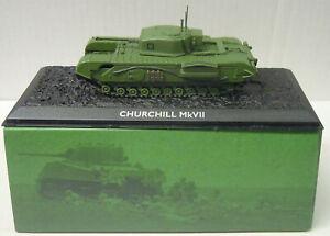 Churchill Mk.vii, 1/72, Atlas, Finshed Model, Metal, New