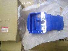 Carrosseries et carénages bleus pour le côté arrière pour motocyclette Honda