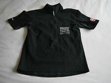 Gore Bikewear Windstopper Next 2 Skin short sleeve cycling top, Black in Small