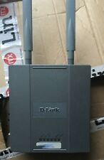 D-Link DWA-8500AP Wireless Access Point with Antennas and Brackets