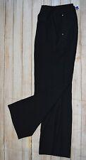 NEW Jamie Sadock Women's  Casual Pants  size 4 Black wide leg B2