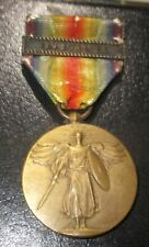 New listing Usn Victory Medal with Submarine Clasp