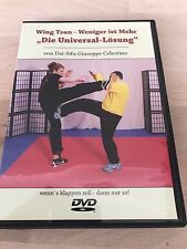 Wing Tsun DVD