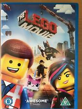 THE LEGO MOVIE ~ 2014 Everything is Awesome Animated Family Film | UK DVD