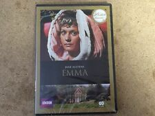 * DVD TV NEW SEALED * JANE AUSTENS EMMA * 1972 BBC MINI SERIES *