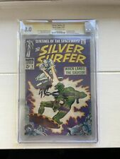 Silver Surfer 2 Vol 1 CGC Stan Lee signature! 1 Of 1 Copy In This Grade!