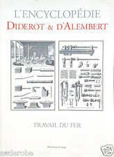 DIDEROT/d'Alembert 1700s HOW to MAKE IRON NUTS/SCREWS/BOLTS With MANY PLATES ***