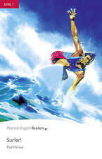 Level 1: Surfer! Book and CD Pack (Pearson English Graded Readers), Harvey, Paul