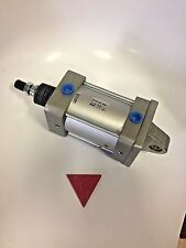 "SMC NCDA1C400-0300 Air Pneumatic Cylinder 3"" Stroke 4"" bore NEW!"