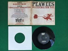 Disco Vinile 45 7'' Privat/Promo (ITA 2007) PEAWEES Limited Edition 038/300