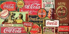 Coke Shabby Chic   Wall Plaque  Sign Christmas Birthday etc Gift
