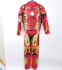 Marvel Avengers Iron Man Halloween Costume Super Hero Dress Up Boys Large 10-12