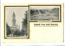 South Australia Souvenir Adelaide Twin Towers & Nth Terrace