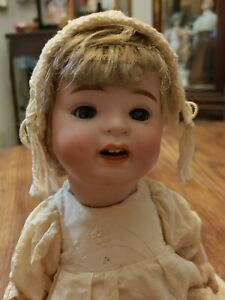 ANTIQUE BISQUE BABY DOLL MADE IN JAPAN