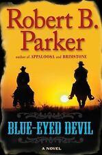 Blue-Eyed Devil, Robert B. Parker, Good Condition, Book