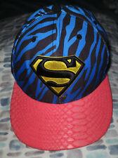 MEN'S **RARE** DC COMICS NEW ERA 9FIFTY CAP / HAT (SMALL / MEDIUM) season 14
