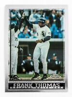 Frank Thomas #20 (1998 Topps Chrome) Baseball Card, Chicago White Sox, HOF