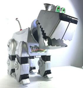Wow Wee Original MEGA-BYTE THE HOUND DROID Robot Vintage 1999  No Remote Control
