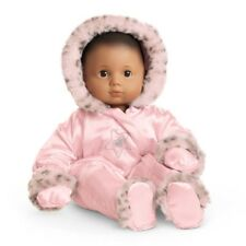 "American Girl BITTY BABY  LITTLE LEOPARD SNOWSUIT for 15"" Dolls Winter NEW*"