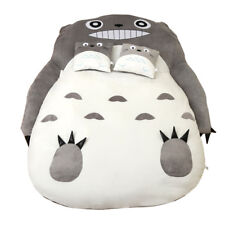 1.5x2.0m My Neighbor Totoro Tatami Sleeping Double Bed Beanbag Sofa For Adult