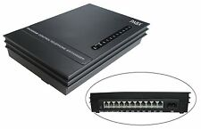 New SOHO-PBX SP-208 (2 x 8) PABX Telephone Switch System Control Exchange 110V