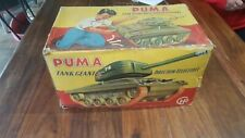 C.H.R tank géant puma en boite jouet ancien