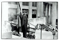 """1987 Vintage Photo by ROSENTHAL actor Kevin Costner in """"The Untouchables"""" movie"""