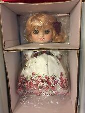 ADORA BELLE HOLIDAY 2006 14 INCH VINYL MARIE OSMOND DOLL NEW IN BOX