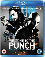Welcome To The Punch      Blu-ray   Brand new and sealed