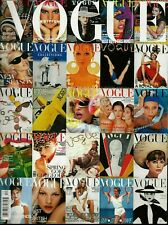 VOGUE MAGAZINE British December 2006 Cover of Covers